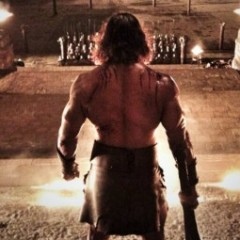 Dwayne Johnson Reveals A New 'Hercules' Image