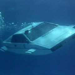 James Bond's Submarine Car to be Mass Produced?
