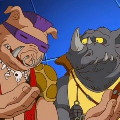 No BeBop or Rocksteady in Teenage Mutant Ninja Turtles