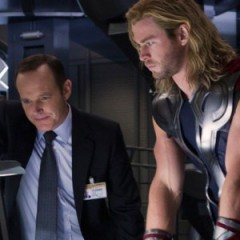 'Agents Of SHIELD' Plans 'Thor: The Dark World' Cross-Over