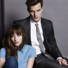 First Look At Christian & Anastasia In 'Fifty Shades Of Grey'