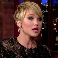 Check Out What Jennifer Lawrence Reveals on David Letterman