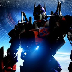 Official First Look At Optimus Prime In Upcoming 'Transformers'