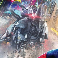 First Look At Rhino in 'Amazing Spider-Man 2'