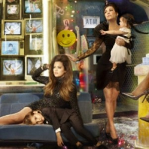 The Kardashian's Christmas Card Is Insane