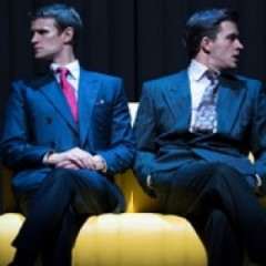 Matt Smith Goes Crazy on Stage in 'American Psycho: The Musical'