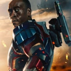 War Machine is Joining 'Avengers 2'