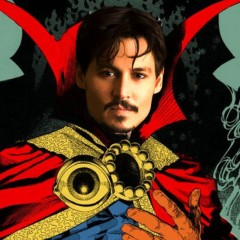 Johnny Depp To Play Doctor Strange?