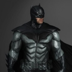 Ben Affleck's New Batsuit