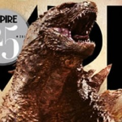 Godzilla Gets Unleashed On New Magazine Cover