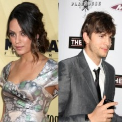 Mila Kunis & Ashton Kutcher Engaged