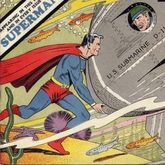 Oldest Superman Cover Art Sells for Tons of Money