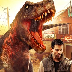 People Get Eaten In New Trailer For 'The Dinosaur Experiment'