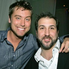 Lance Bass Reveals How Joey Fatone Found Out He Was Gay