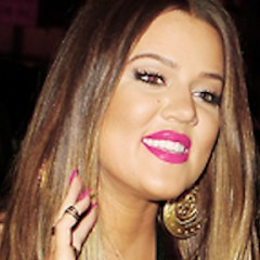 Khloe Kardashian Turns Heads in Crazy Outfit