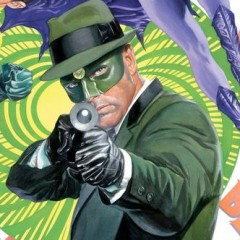 Batman & The Green Hornet Meet For The First Time In 50 Years