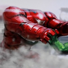 Iron Man Hulks Out In 'Avengers: Age Of Ultron' Concept Art