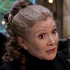 Carrie Fisher Won't Appear in 'Star Wars Episode IX' After All