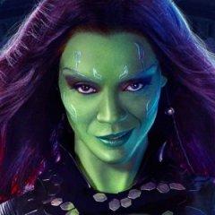 How Zoe Saldana Became Gamora