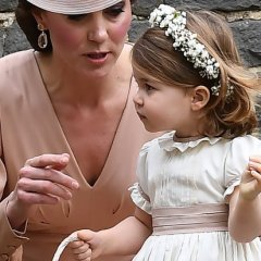 Fashion Moments You Need To See From Pippa Middleton's Wedding