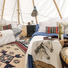 The 7 Best Places to Go 'Glamping' in the U.S.