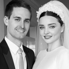 Inside Miranda Kerr and Evan Spiegel's Breathtaking Wedding