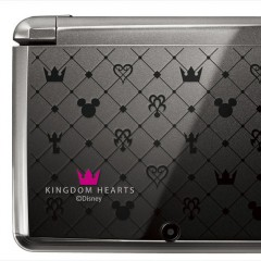 Kingdom Hearts 10th Anniversary Box Detailed