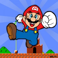 New Version of Free Browser Based Super Mario Released
