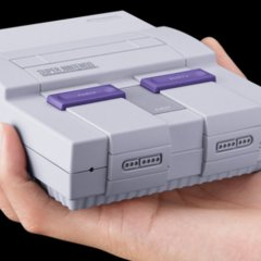 The SNES Classic Has a Super Cool New Feature