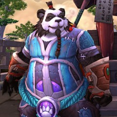 'WoW' Pandaren Reaches Level 90 Without Leaving Starting Zone