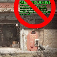 Mod Removes Creation Club News From 'Fallout 4's' Main Menu