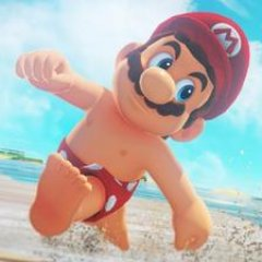 Shirtless Mario Modded Into 'Super Smash Bros' for Wii U