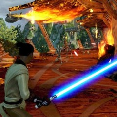 Should You Play Kinect Star Wars?