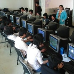 Chinese Prisoners Forced to Play Games Online