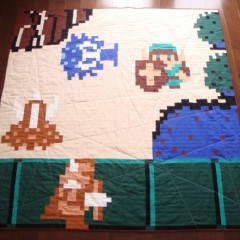 Reddit has a Secret Addiction to Zelda Quilts?