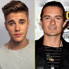Orlando Bloom & Justin Bieber Get Into a Fight