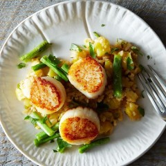 The Best Recipe For Grilling Scallops