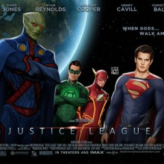 New Info on Justice League Movie