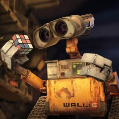 WALL-E Easter Eggs