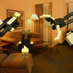 LEGO Inception is Amazing