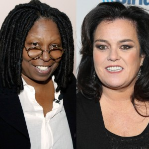 Tempers Fly Hot Between Whoopi and Rosie on 'The View'