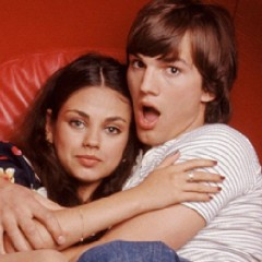 Mila Kunis & Ashton Kutcher Welcome A Baby