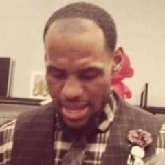 What's Going On With Lebrons Hair Line?