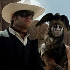 The Lone Ranger Gets a Trailer