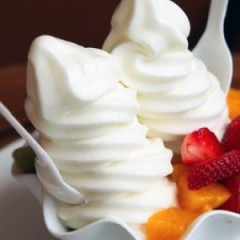 Make Your Own Vanilla Soft Serve