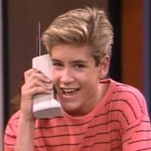 This Celebrity is a Zack Morris Look Alike