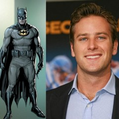 Armie Hammer as The New Batman?