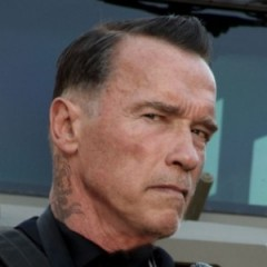 Check out Arnold Schwarzenegger's new look in 'Ten'