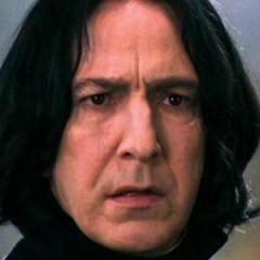 J.K. Rowling Debunks Severus Snape Rumor
