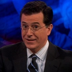 The Bizarre Ending of 'The Colbert Report'